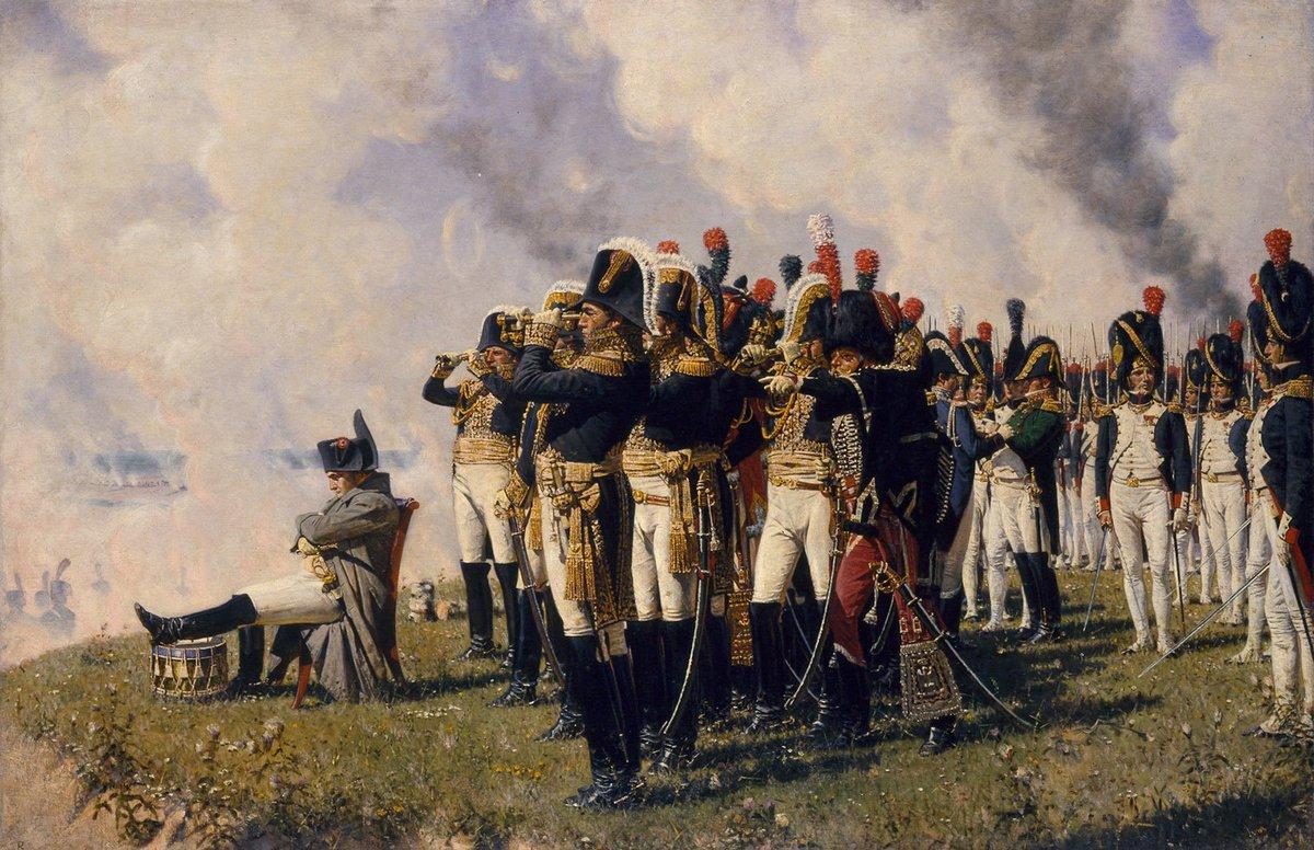 Война 1812 года. Общение с душой Наполеона