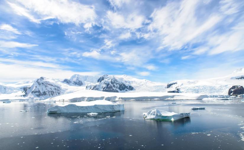 Тайны Антарктиды. Информация с Тонкого плана.