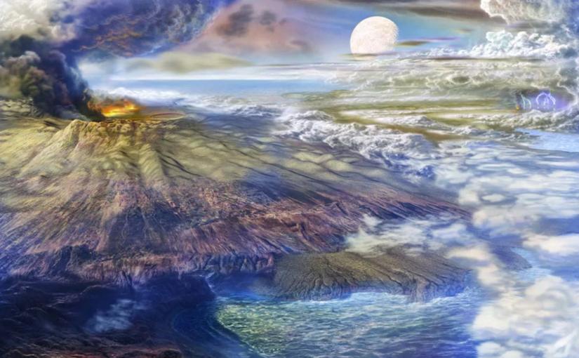 Возникновение жизни на нашей планете. Интересные факты