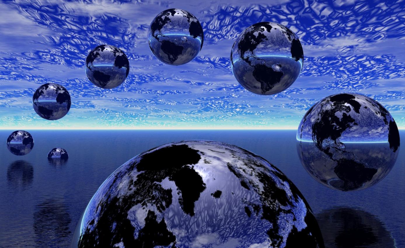 Параллельные миры. Первое измерение. Часть 1.